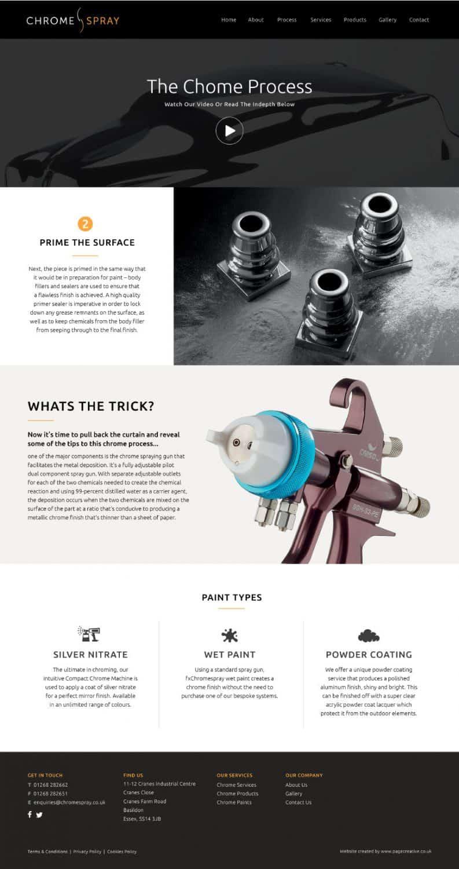 Website design basildon
