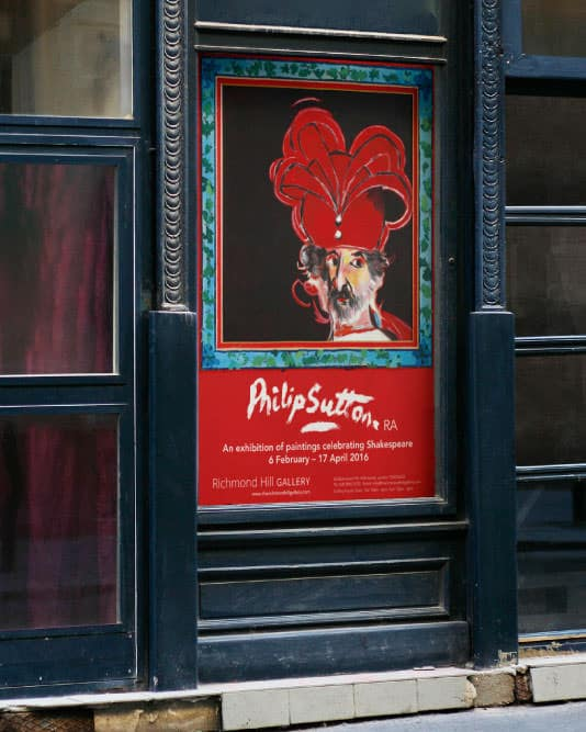 Gallery poster in london
