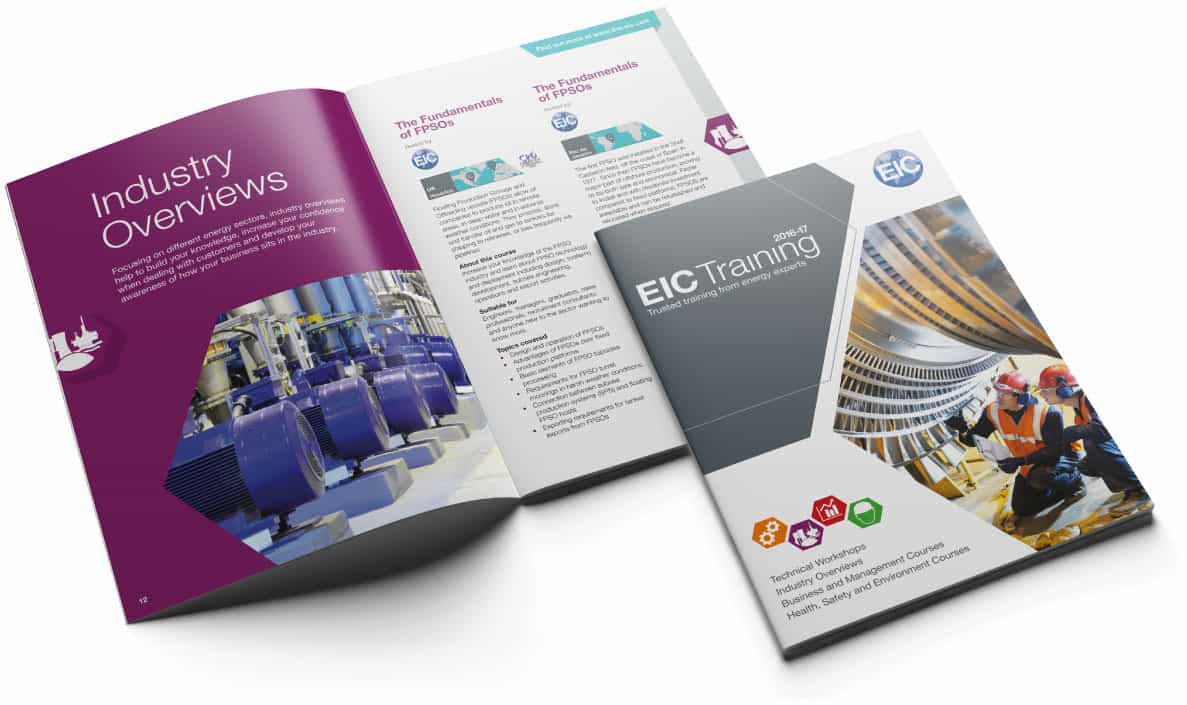 EIC training brochure