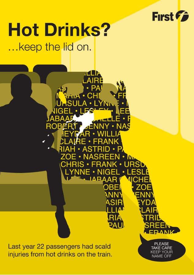 Spill poster design