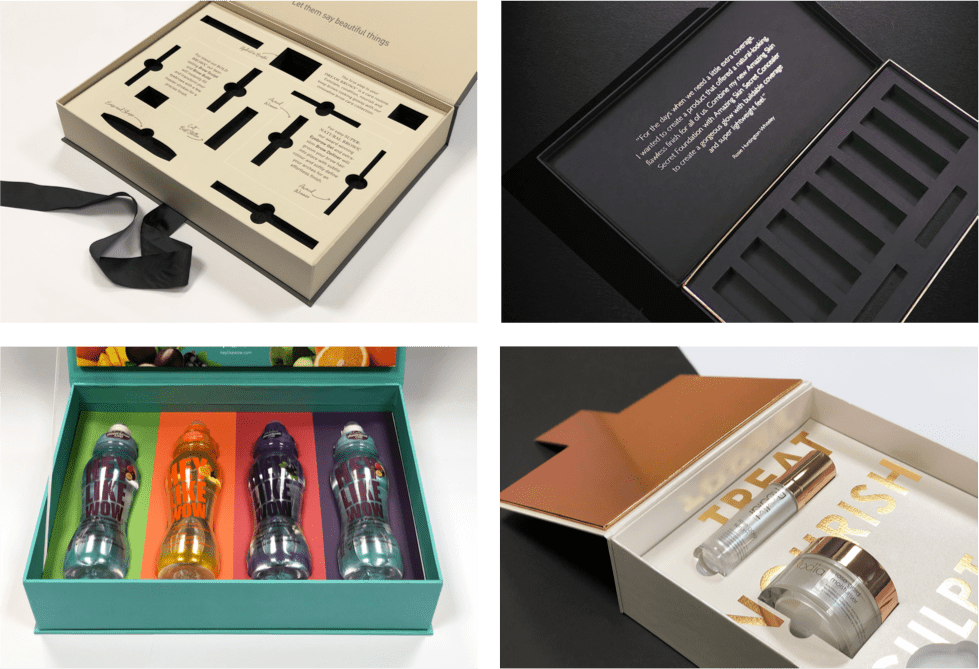 Creative packaging designs, luxury boxes